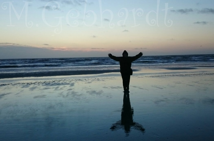 Das Meer umarmen