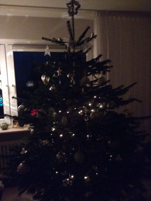 Der Tannenbaum meiner Eltern