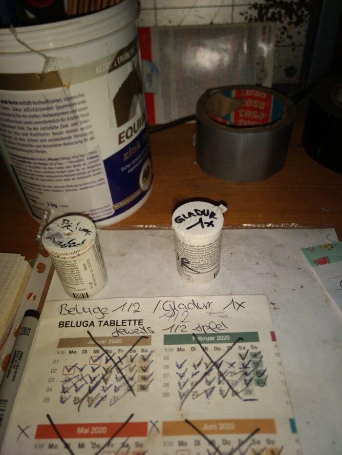 Die Tablettendpsen